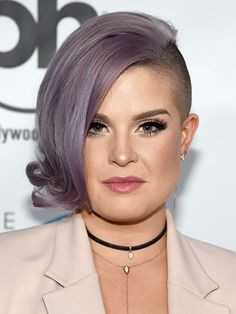 How to Keep Short Hair From Ever Looking Awkward: When it comes to short hair, it's all about the details. Here's everything you need to know about keeping your undercut trimmed, your color fresh, and your pixie punky. -- Color maintenance - Kelly Osbourne | allure.com