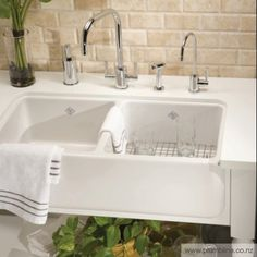Classic 800 Double Butler Sink Butler Sinks Kitchen