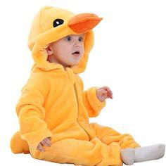 Baby Cute Cosplay Romper Jumpsuit Toddler Hooded Sleepwea... https://www.amazon.com/dp/B01LYONYC9/ref=cm_sw_r_pi_dp_x_p4JJybWC0QZGK