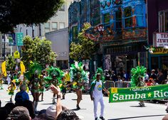 Carnival 2014 in San Francisco, Mission District, copyright Marion Weigel Photography
