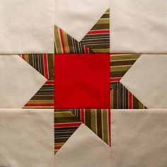 How to make a wonky star block