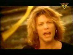 Bon Jovi - Como yo Nadie te ha Amado (+lista de reproducción)