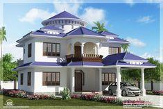 style single floor house plan bedroom victorian style house kerala totchcv floor bytes