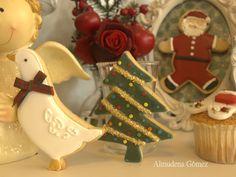 Dulcerías de Almudena: Galletas Navidad