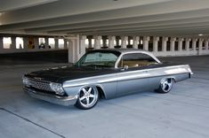 Custom 1962 Chevrolet Bel Air/150/210 Bubble Top,... » USA American Muscle Cars