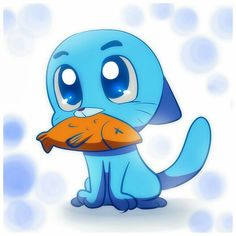 Amazing World Of Gumball! Gumball looks so adorable! Wallpapers Geek, Dark Meaning, Chibi, Fan Art, Cartoon Tv, Darwin, Anime Comics, Adventure Time, Smurfs