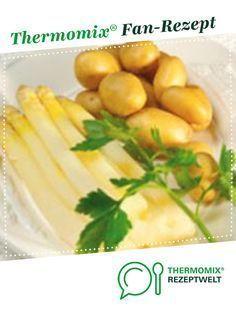 Spargel mit Kartoffeln von Thermomix Rezeptentwicklung. Ein Thermomix ® Rezept aus der Kategorie Hauptgerichte mit Gemüse auf www.rezeptwelt.de, der Thermomix ® Community.