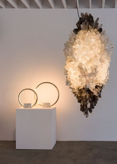 Debut of Lighting Collection by Christopher Boots