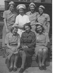 BBC - WW2 People's War - From Office Girl to NAAFI Manageress
