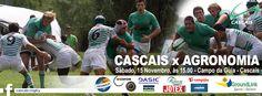 Cascais Rugby: JOGOS FIM DE SEMANA 15e 16 NOVEMBRO└► Like - Fan P...