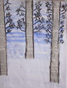 Kaarisillan kuvataide: Jänis loikki pellon poikki Teaching Art, Art Lessons, Winter Craft, Art Ideas, Poetry, Crafts, Kids, Winter Time, Activities