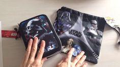 Star Wars penalhus med matchende frugtpose