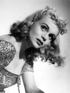 Marie Wilson (real name Katherine Elisabeth White), was an American radio, film, and television actress.
