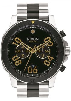 Nixon Ranger Chrono SS - Nixon watches are strikingly beautiful!! Including this one.