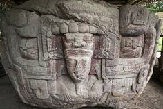 Archaeological Park and Ruins of Quirigua, Guatemala