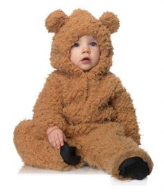 Anne Geddes Baby Bear Costume - Girls Costumes