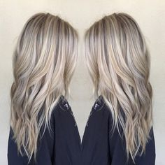 Ombre Blonde Human Hair Wig Long Wavy Brazilian Full Lace Wig Lace Front Wig in Health & Beauty, Hair Care & Styling, Hair Extensions & Wigs Medium Length Hair Cuts With Layers, Long Layered Hair Wavy, Long Hair Cuts, Short Wavy, Thin Hair, Medium Layered, Short Blonde, Short Pixie, Short Cuts