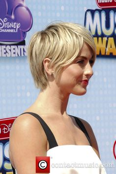 It's a Pixie for Julianne Hough! - HairTalk� - 80712 - Page 1