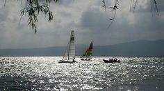 إبحار#  #帆船 #항해 #セーリング#парусный спорт #segling #yelkencilik #ngomkhumbi#sailing #vela #Segeln #voile #afvaart #sejlads #purjehdus #vaar#hwylio #απόπλους #seoltóireacht #siglingu #navigantes #żeglarstwo#Relax #in #Piazzetta #Trevignano #Romano #Lake #lac #lago #Bracciano #See