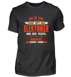 Elektriker Beruf - Geschenk T-Shirt