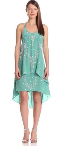 Tracy Reese Dress - love this colour