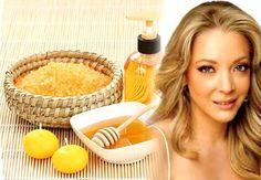 Mascarilla de Miel y Frutas para Alisar el Cabello - Para Más Información Ingresa en: http://trucoscaserosparaelpelo.com/mascarilla-de-miel-frutas-para-alisar-el-cabello/