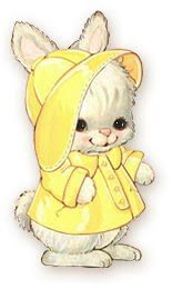 Cute Bunnies   Images for Decoupage