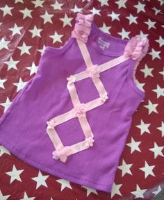 Rapunzel costume shirt