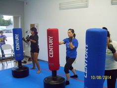 American Karate Finess Kickboxing Boot Camp