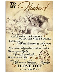 Anniversary Quotes For Husband, Love My Husband Quotes, Missing My Husband, Wishes For Husband, Birthday Wish For Husband, I Love My Hubby, Soulmate Love Quotes, Love Quotes For Him, Gifts For Husband