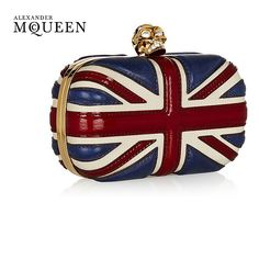 the perfect match: union jack and golden skull