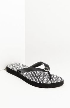 d82ec44bf Most comfortable flip flop! Worth the price because they last a looooong  time! Tory Burch ...