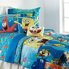 Spongebob Bedding