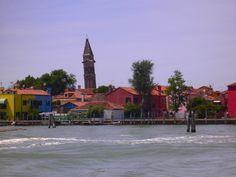 Burano near Venice, May 2011