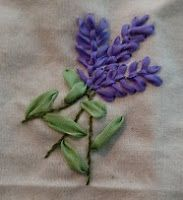 Thimbles, Threads, and Needles: Silk Ribbon Embroidery