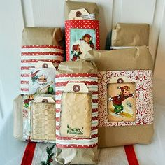 darling gift wrap ideas