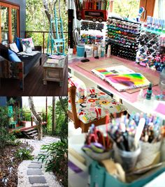 the-nest-studio - ohhhh wow just look at this studio. how beautiful