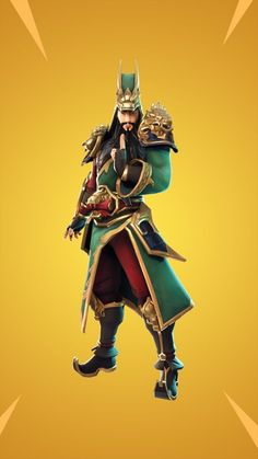 Guan Yu, John Wick, Beast Creature, Jurassic World Dinosaurs, Epic Games Fortnite, Ice King, Battle Royal, Gaming Wallpapers, New Skin