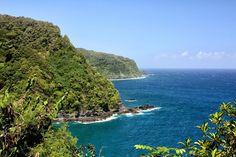 Crescent City Ramblings: Road to Hana - Maui