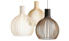 Pendelleuchte Octo 4240 von Secto Design - tolle Leuchte aus Finnland.