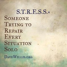 This quote is describing stress as one person trying to fix all their problems. People try to keep their lives under control, and when situations become too much for people to control stress begins to build (Dave Willis, n. Now Quotes, Great Quotes, Quotes To Live By, Life Quotes, Inspirational Quotes, Ask For Help Quotes, Motivational Quotes For Workplace, Crazy Quotes, The Words