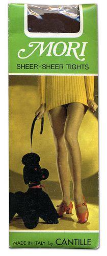 Mori sheer tights by Jean Arf, via Flickr