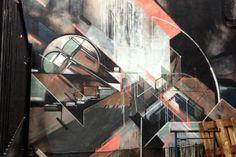 #Graffuturism #streetart #London #shoreditch #street #art #graffiti