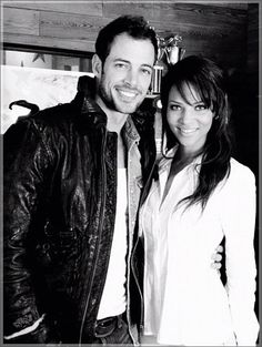 William Levi and Denise Vasi...my inspiration for my story  Masters Legacy