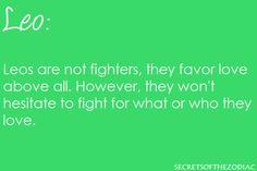 definitely true! #leo