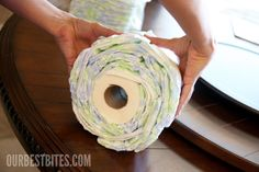 Rolled Diaper Base