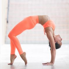 Wheel Pose Goals #yoga #yogainspiration