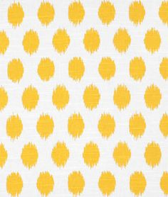 Premier Prints Jo Jo Corn Yellow Slub Fabric