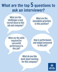 The top 5 questions to ask an interviewer Interview Questions To Ask, Job Interview Answers, Job Interview Preparation, Interview Skills, Job Interview Tips, Job Interviews, Resume Skills, Job Resume, Resume Tips