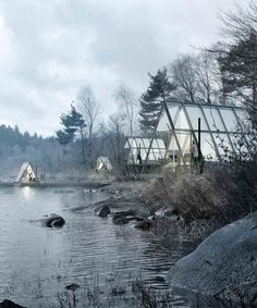 'stedsans in the woods' is an upcycled permaculture farm and retreat in southern sweden